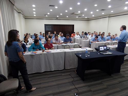 monitoramento de leveduras workshop Fermentec Maringa
